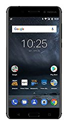Nokia 6 – 32 GB – Unlocked (AT&T/T-Mobile) – Black – Prime Exclusive – with Lockscreen Offers & Ads