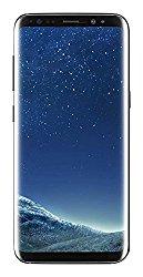 Samsung Galaxy S8 64GB Unlocked Phone – US Version (Midnight Black)
