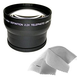 2.2x High Definition Telephoto Conversion For Sony Cyber-shot DSC-RX10 III