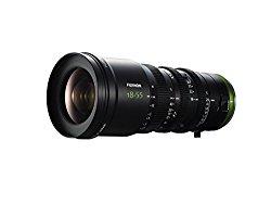 FUJINON Cine Lens MK18-55MM T2.9