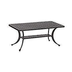 Sparta 21×42 inch Standard Coffee Table