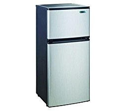 Magic Mountain Water Products Presents the Magic Chef 4.3 Cu Ft Two Door Mini Refrigerator (The Big Mini)