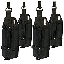 Leader Accessories 4Pcs/Pack Weight Bags Canopy Weights Sand Bags