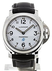 Panerai Luminor Base Logo Acciaio 44MM Mechanical Men Watch PAM00630