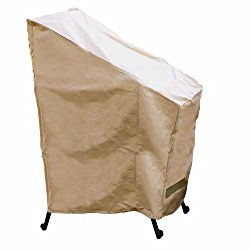 Hearth & Garden SF40222 Stack of Chair Covers