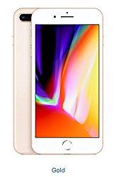 Apple iPhone 8 Plus, Fully Unlocked 5.5″, 64 GB – Gold