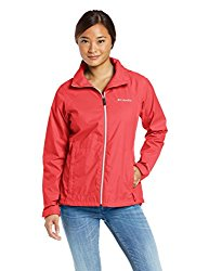Columbia Women's Switchback Ii Jacket Outerwear, -red camellia, M
