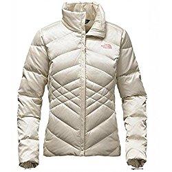 The North Face Women's Aconcagua Jacket,Vintage White,US L