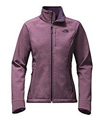 The North Face Women's Apex Bionic 2 Jacket – Black Plum Heather – L