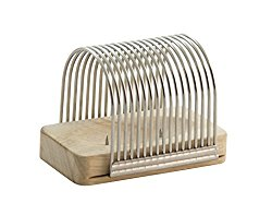 Charcoal Companion CC2031 Hasselback Potato Slicing Rack – Bake or Grill Delicious Potatoes In Your Kitchen or BBQ