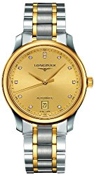 Longines Master Collection Automatic Two Tone Men's Watch L2.628.5.37.7