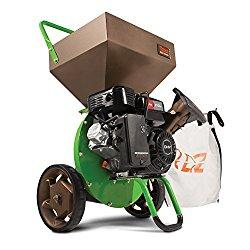 Tazz K32 Chipper Shredder – 212cc 4-Cycle Engine