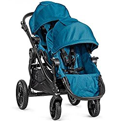 Baby Jogger 2015 City Select Stroller with 2nd Seat, Teal