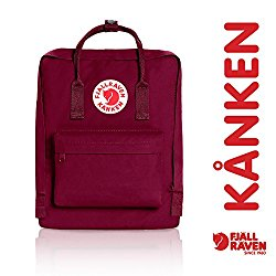 Fjallraven – Kanken Classic Pack, Heritage and Responsibility Since 1960, One Size,Plum