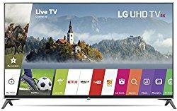 LG Electronics 65UJ7700 65-Inch 4K Ultra HD Smart LED TV (2017 Model)