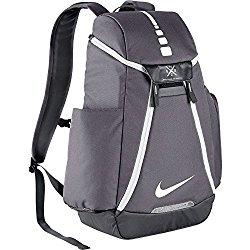 Nike Hoops Elite Max Air Team 2.0 Basketball Backpack Charcoal/Dark Grey/White