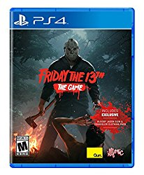 Friday The 13th: The Game – PlayStation 4 Edition