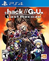 .hack//G.U. Last Recode – PlayStation 4