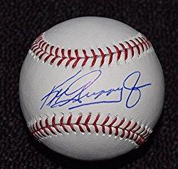 Ken Griffey Jr Baseball signed autographed MLB Major League Baseball COA