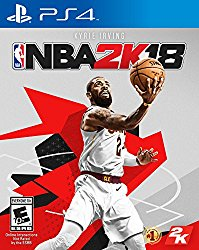 NBA 2K18 Early Tip-Off Edition – PlayStation 4