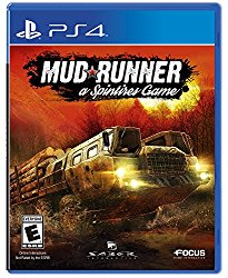 Spintires: MudRunner – PlayStation 4