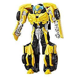 Transformers: The Last Knight — Knight Armor Turbo Changer Bumblebee