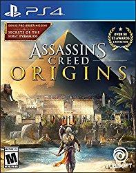 Ubisoft Assassin's Creed Origins – PlayStation 4 Standard Edition