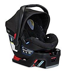 Britax B Safe-35 Infant Seat, Black