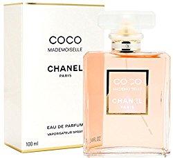 Chanêl Coco Mademoiselle Eau De Parfum Spray, for Woman EDP 3.4 fl oz, 100 ml