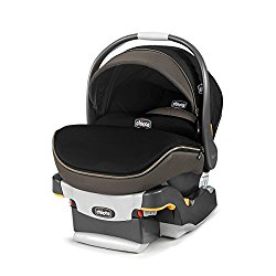 Chicco KeyFit 30 Zip Infant Car Seat, Eclipse