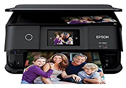 Epson Expression Photo XP-8500 Wireless Color Photo Printer with Scanner and Copier