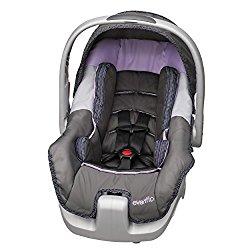 Evenflo Nurture DLX Infant Car Seat, Kiri