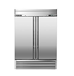 Maxx Cold MXSR-49FD Two Door Reach-In Upright Commercial NSF Refrigerator Cooler – ENERGY STAR