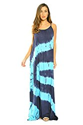 Riviera Sun 21614-NT-L Summer Dresses/Maxi Dress/Sundresses For Women
