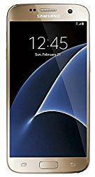 Samsung Galaxy S7 G930A 32GB Gold Platinum – Unlocked GSM (Certified Refurbished)