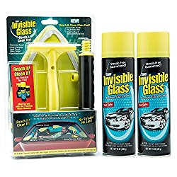 Window Cleaning Kit- Invisible Glass Reach and Clean Kit (95160) with 2 Invisible Glass Celaner (91164)