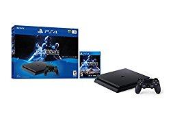 PlayStation 4 Slim 1TB Console – Star Wars Battlefront II Bundle [Discontinued]