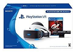 PlayStation VR – GT Sport Bundle [Discontinued]