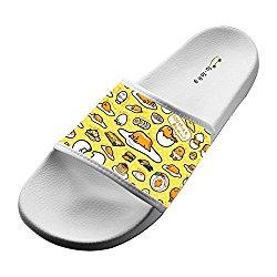 UIJ JJAA Gudetama Fashion Slide Sandals Indoor & Outdoor Slippers