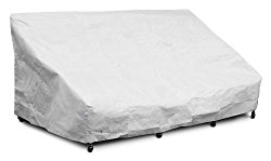 KoverRoos SupraRoos 57450 Sofa Cover, 65-Inch Width by 35-Inch Diameter by 35-Inch Height, White