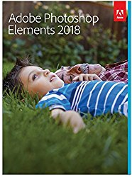Adobe Photoshop Elements 2018 – No Subscription Required