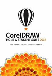 CorelDRAW Home & Student Suite 2018 [PC Download]