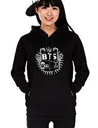 KPOP BTS Sweater Monster JIN SUGA JIMIN V Hoodie Unisex Sweatershirt