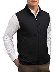 SCOTTeVEST Men's RFID Travel Vest – 26 Pockets – Travel Clothing BLK XXL