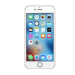 Apple iPhone 6S, Fully Unlocked, 64GB – Rose Gold (Certified Refurbished)