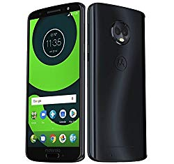 Motorola Moto G6 Plus XT1926-7 64GB 5.9″ Dual SIM 4G LTE Factory Unlocked Smartphone International Model – No Warranty (Deep Indigo)