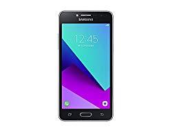 Samsung Galaxy J2 Prime (16GB) 5.0″ 4G LTE GSM Dual SIM Factory Unlocked International Version, No Warranty G532M/DS (Black)