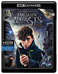 Fantastic Beasts and Where to Find Them (4K Ultra HD + Blu-ray + Digital HD)