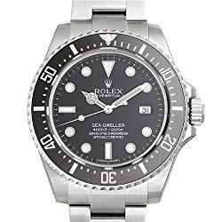 Rolex Oyster Perpetual Sea Dweller 4000 Mens Watch