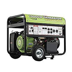 All Power America APG3590CN, 10000W Watt Generator with Electric Start, Portable Propane Generator for Home Use Emergency Power Backup, RV Standby, Hurricane Storm Damage Restoration Power Backup, EPA Certified